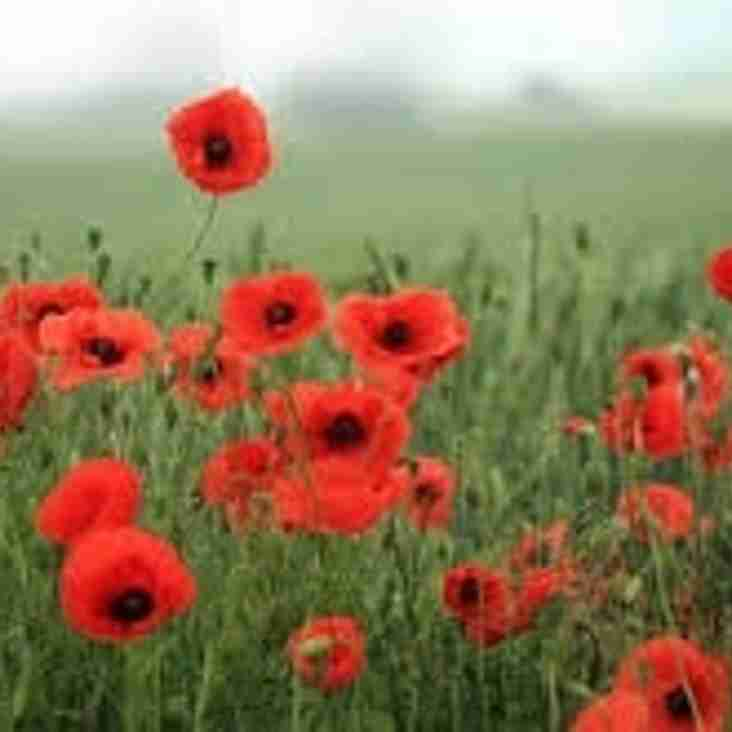 Canton RFC Remembers - Lest We Forget