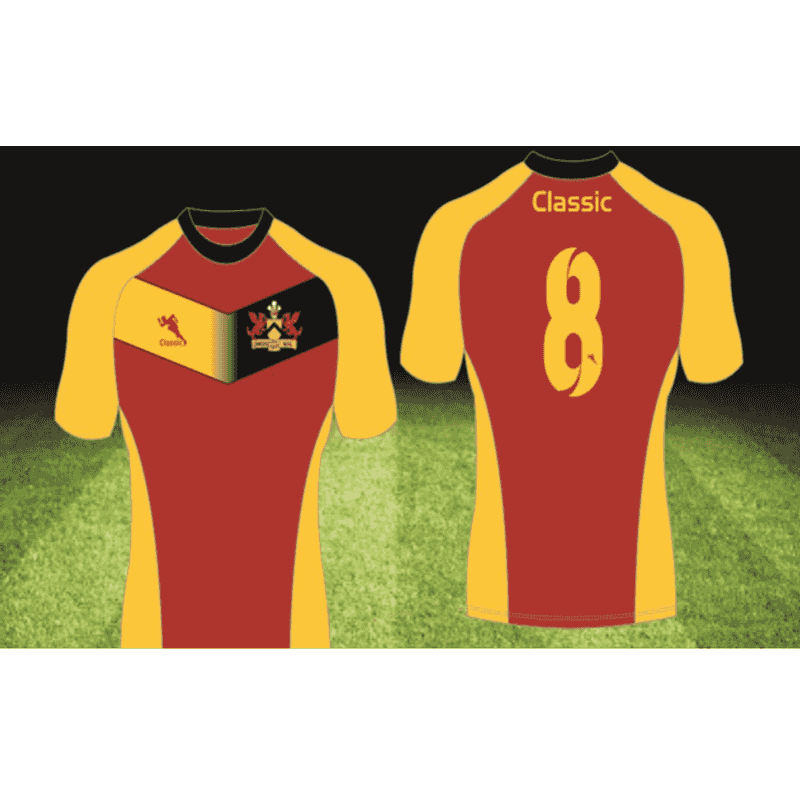 Canton RFC Mini Rugby U8 Jersey