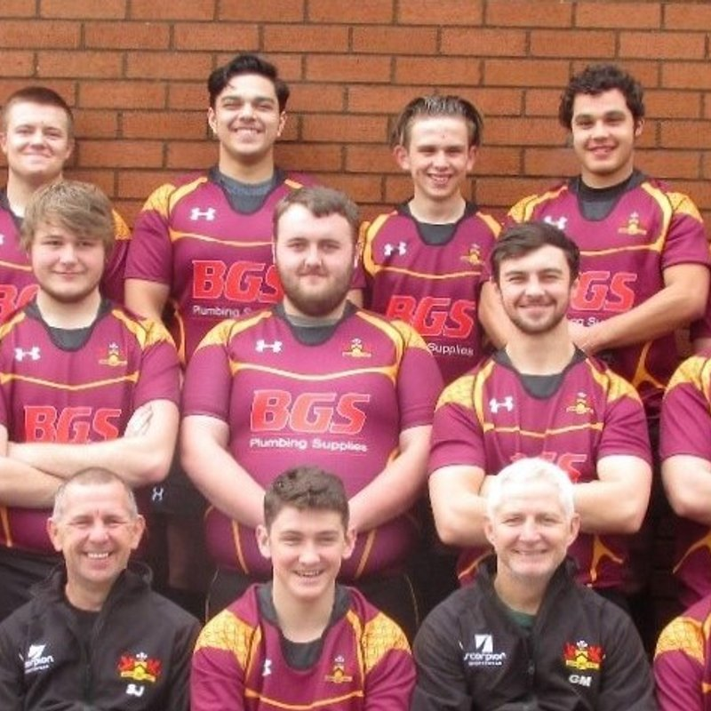 Youth XV lose to Bargoed Youth RFC 24 - 29