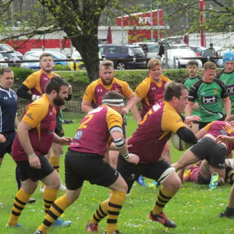 1st XV v Cowbridge