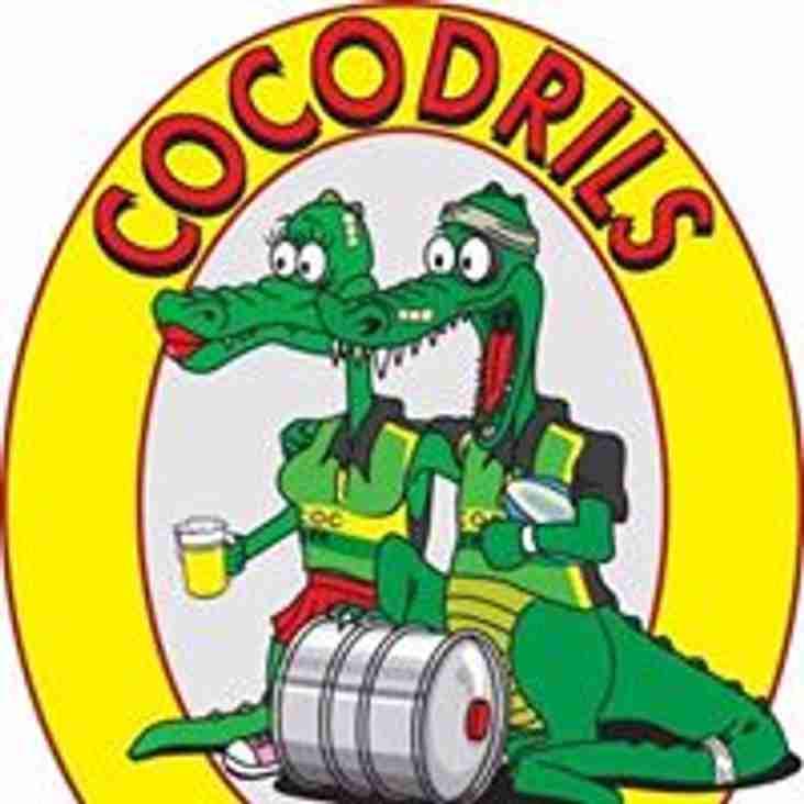 Canton XV v Cocodrils RFC (Espana) - Fri 2nd Feb 2018 - 7pm KO