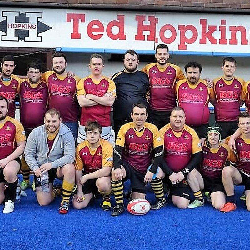Canton RFC 2nd XV at CAP Tournament