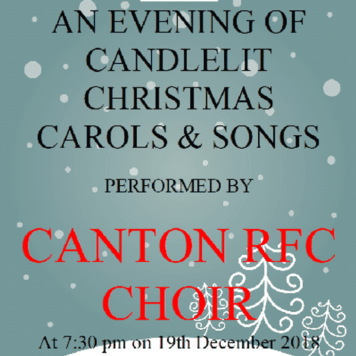 Canton Choir Christmas Evening