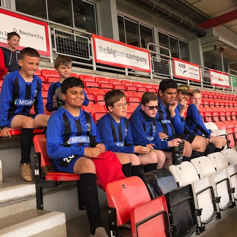 Everett Rovers Inclusive at AFC Bournemouth