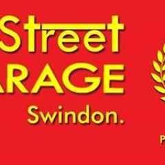 Cross street Garage Swindon