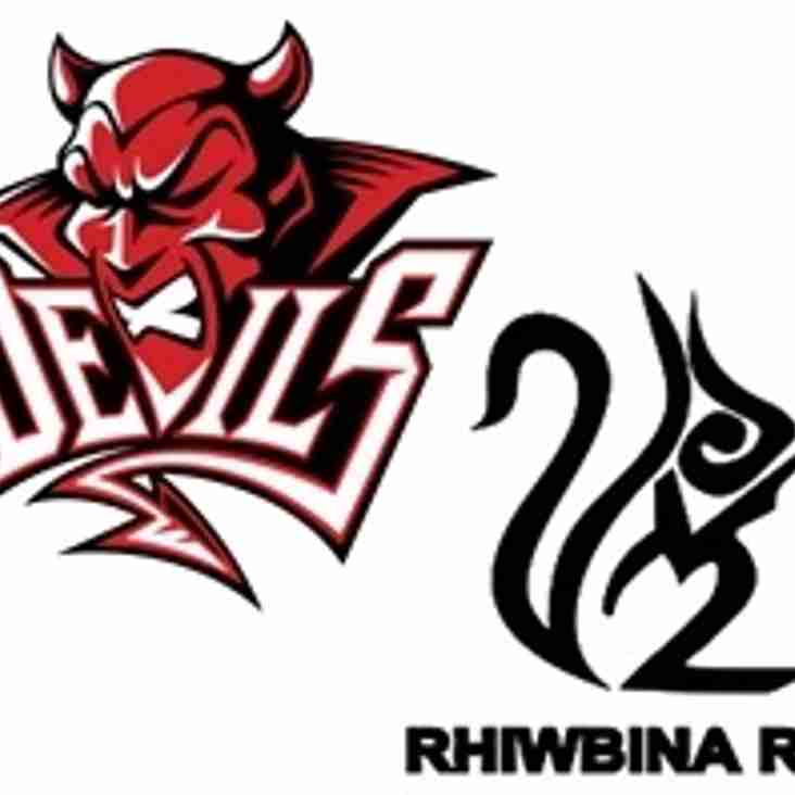 Rhiwbina Squirrels Theme Night at Cardiff Devils