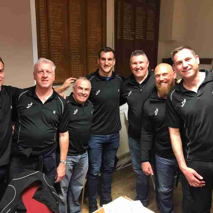 Rhiwbina RFC Awards 2016-2017