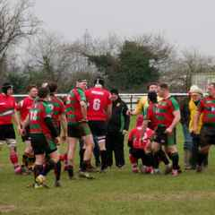 1st XV v Millbrook