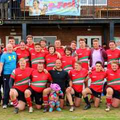 2016-04-23 1st XV v Sandown & Shanklin