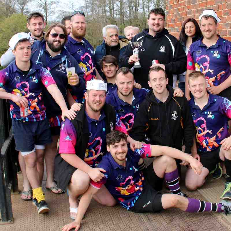 2016-05-01 Pub 7s Winners & Runners Up