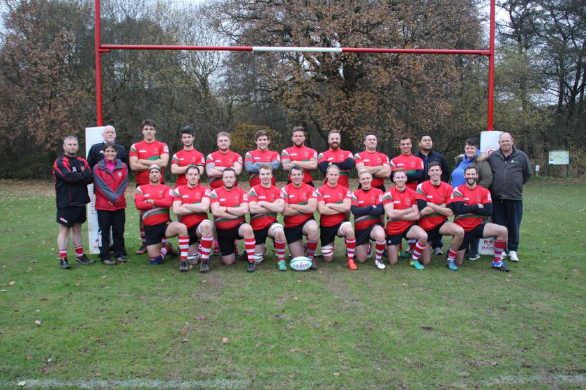 Seniors Playing Away on Saturday