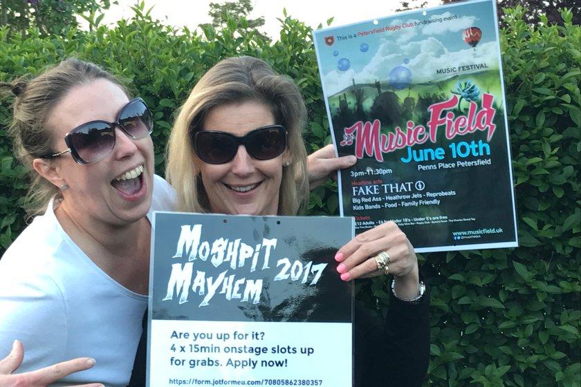Moshpit Mayhem @ MusicField