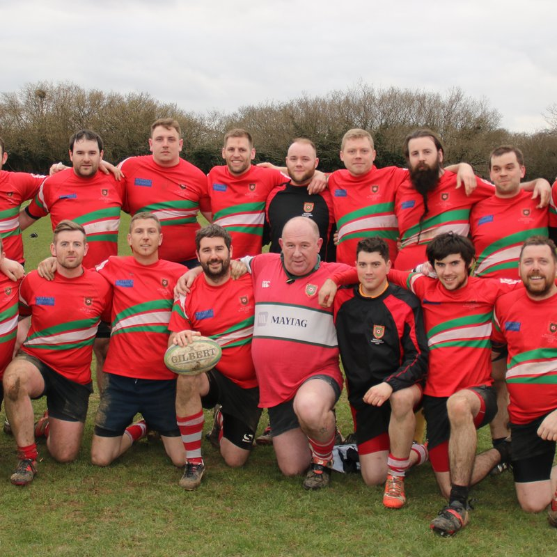 Petersfield RFC vs. Southampton 2nd XV