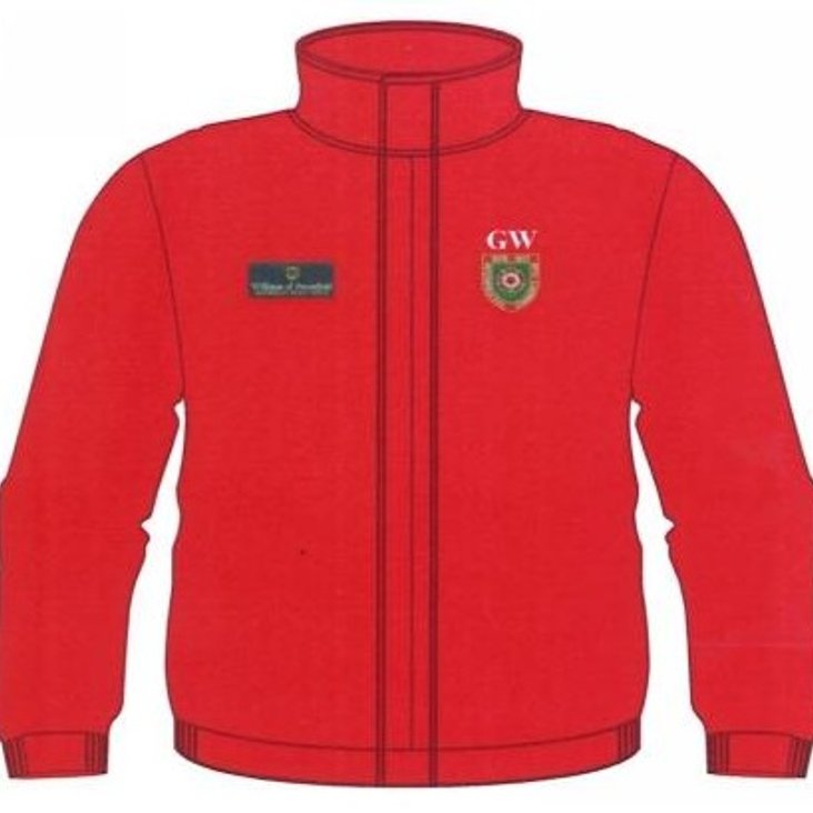 Order Your Personalised Club Jacket<