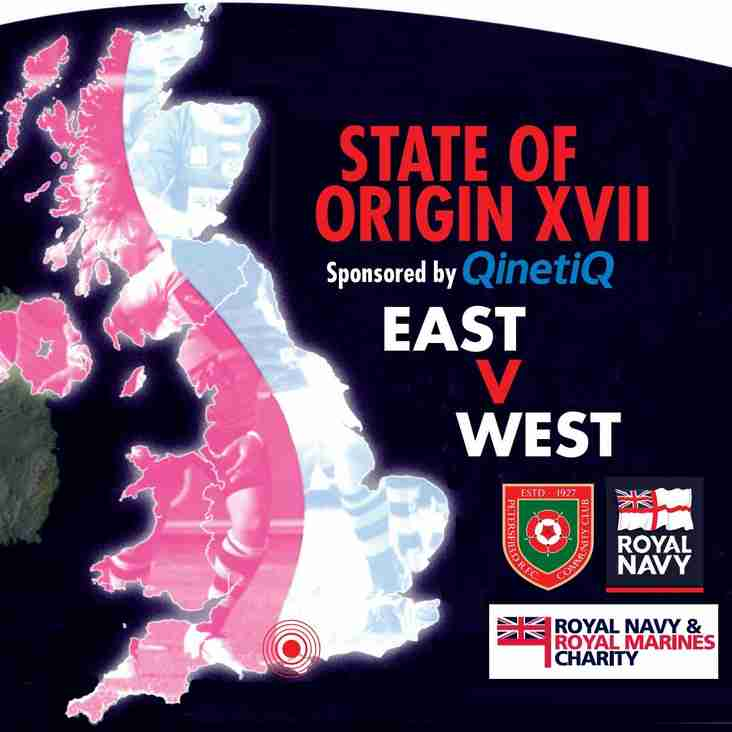 Armed Forces Day @ PRFC including the RNRL 'State of Origin'