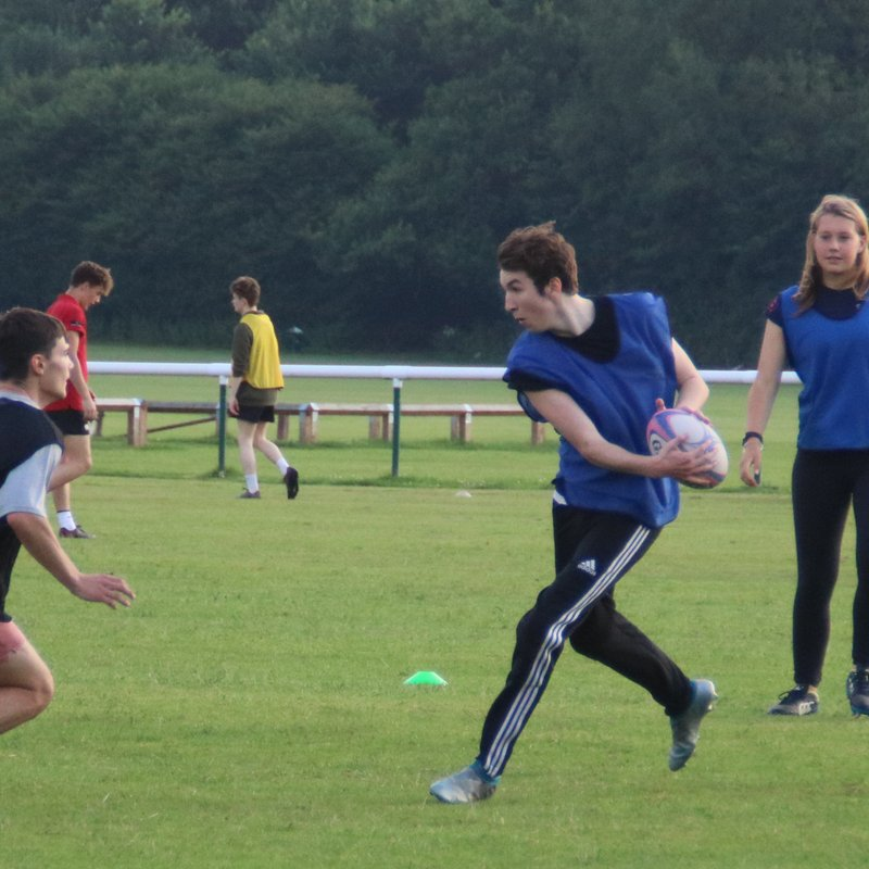 Touch Rugby returns 18th July...