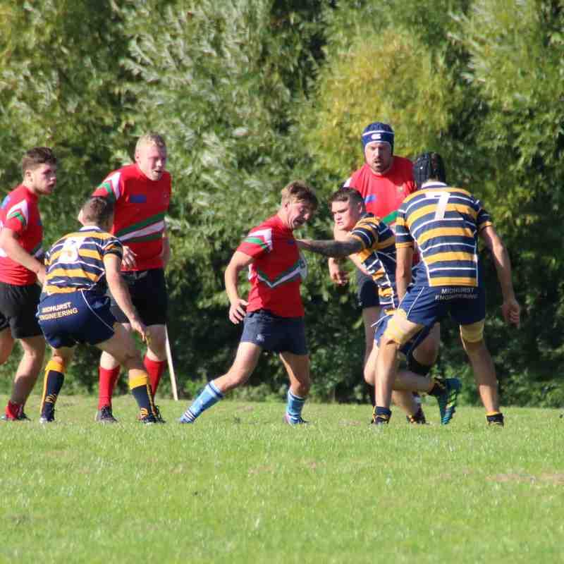 2018-09-01 3rd XV v Midhurst