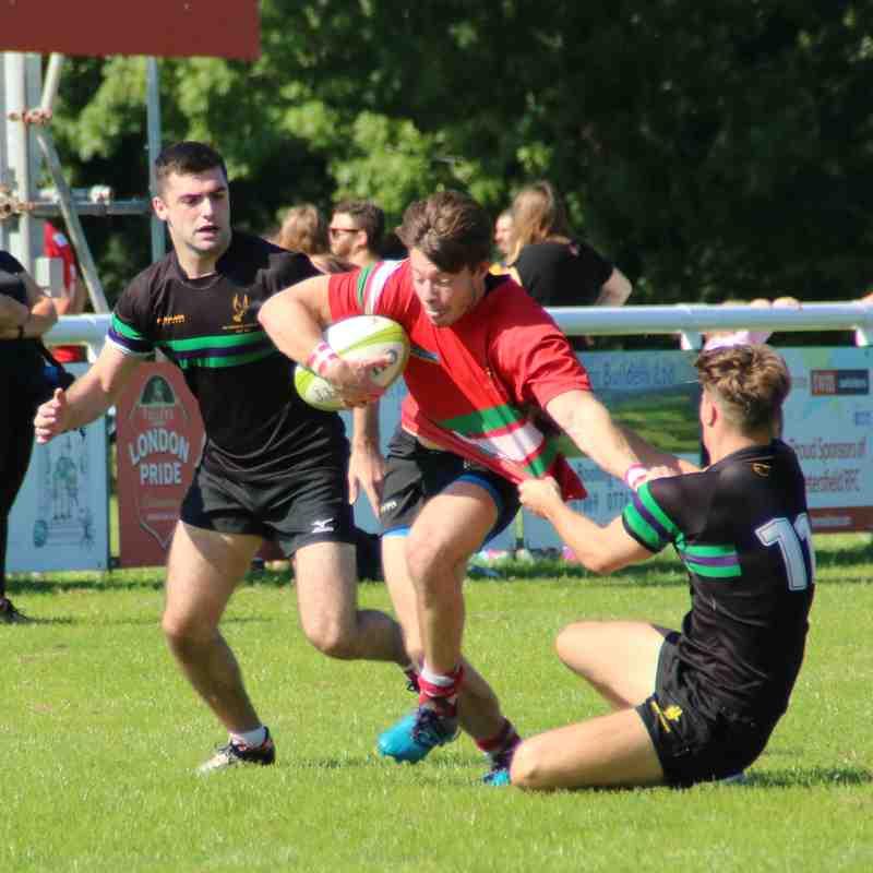 2018-09-01 Seniors v Weybridge