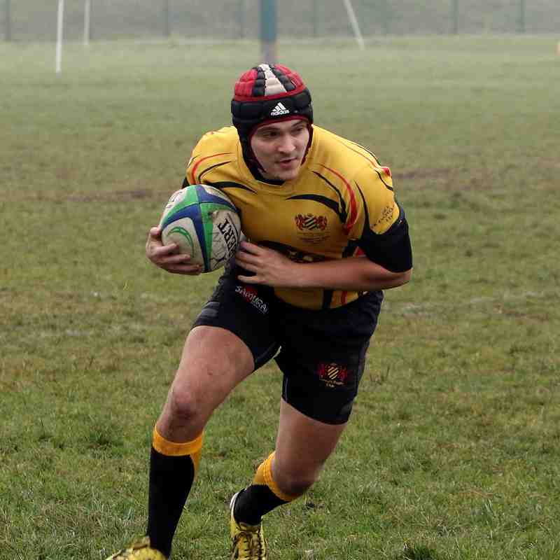 Consett Rugby Saturday 15th November.
