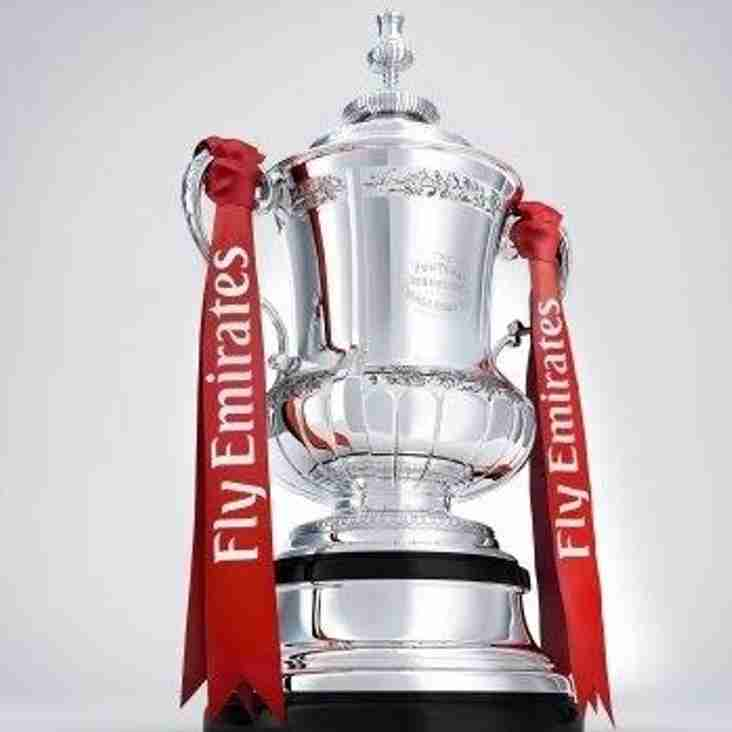 Emirates F A Cup - Admission prices for Leamington tie confirmed