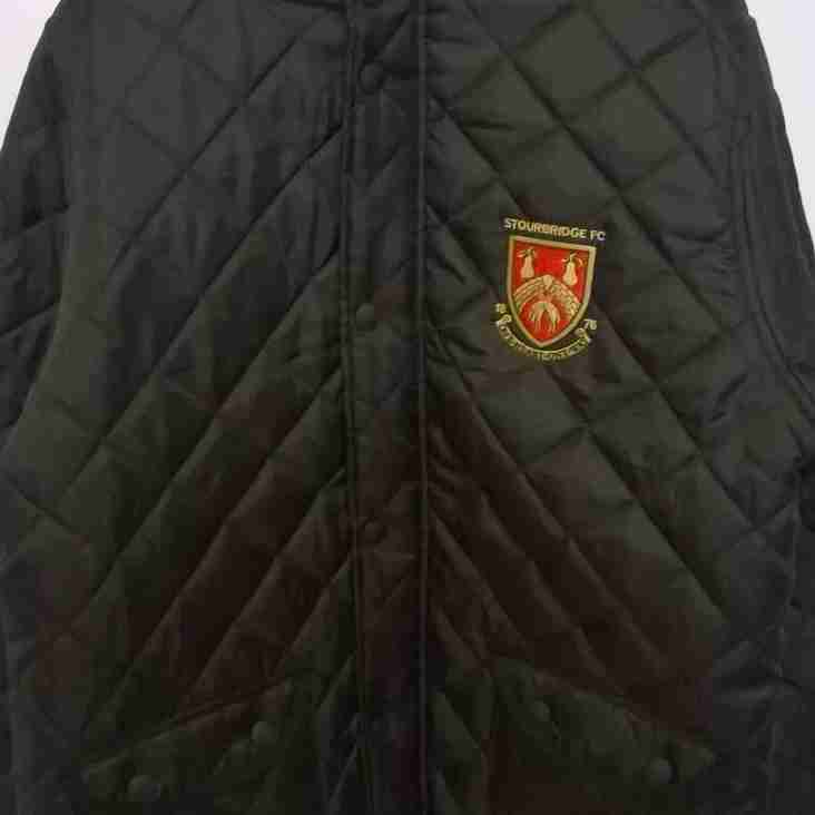 Club Shop: Result Urban Cheltenham Jackets available