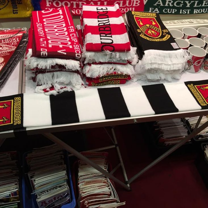 Club Shop News - New Away Scarf Launched<