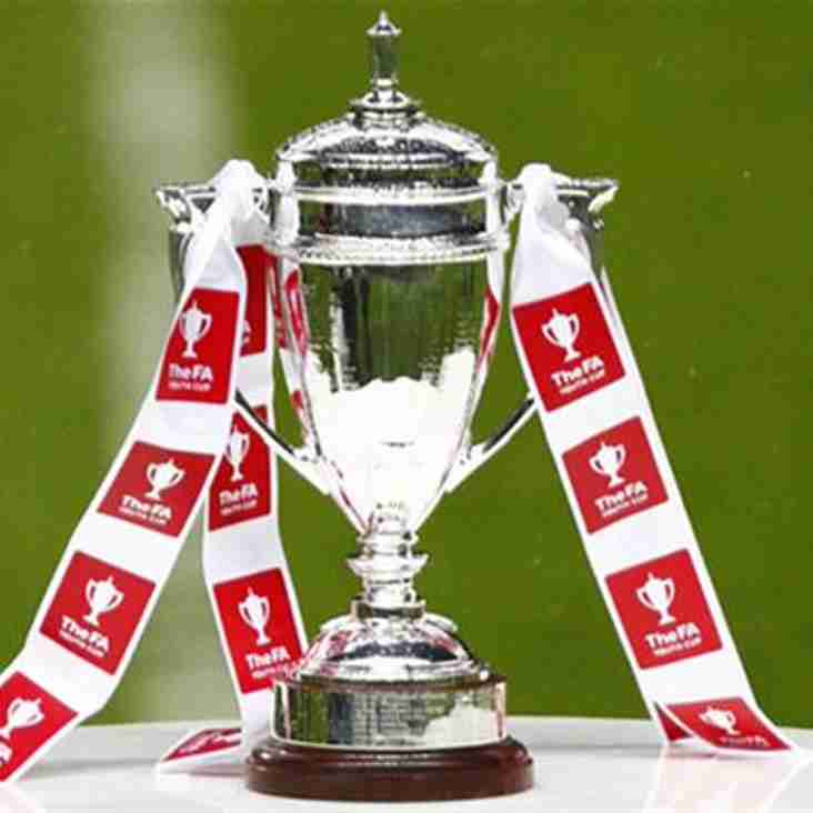 Youth Team: AFC Telford cup-tie date agreed