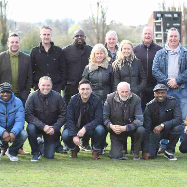 Derek Dudley - Charity Match at Sutton Coldfield