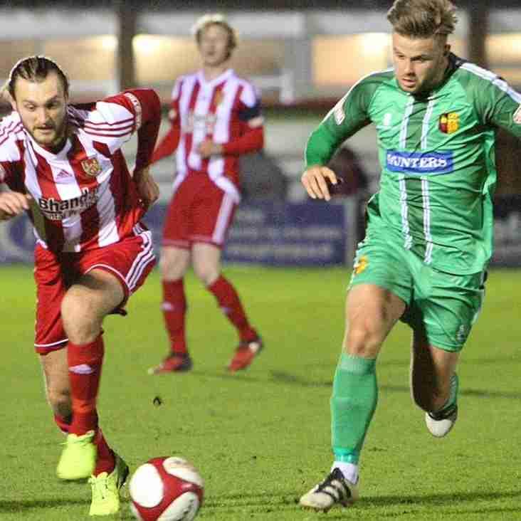 Aaron Birch returns to Sutton Coldfield