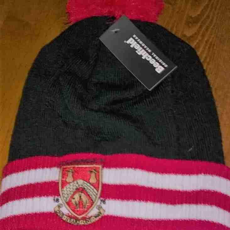 SFC Bobble Hats back in stock!