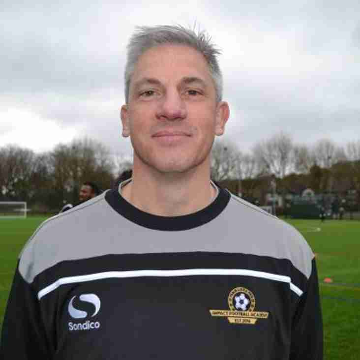 Lee Mills appointed as Academy Team Manager