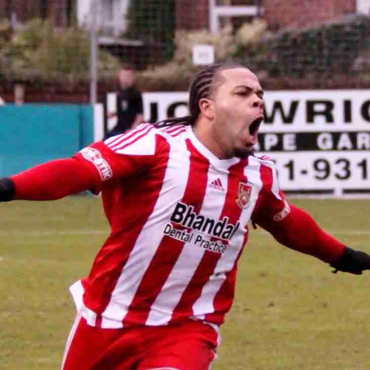 Player News - Luke Benbow completes Nuneaton transfer