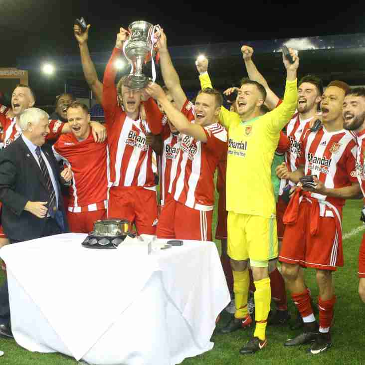 Senior Cup Semi-Final date confirmed