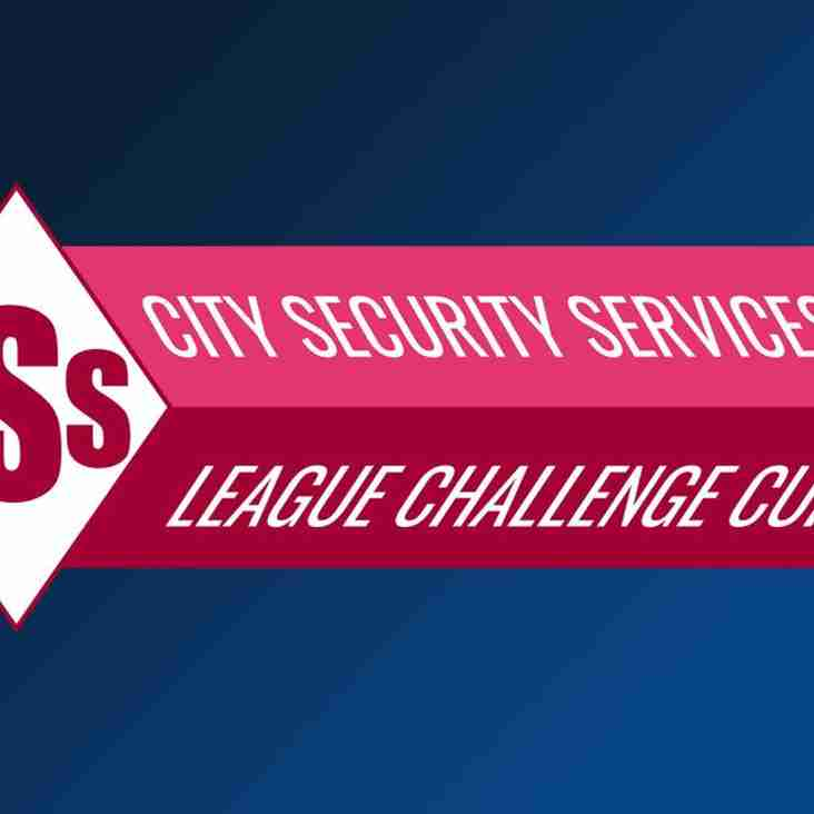 Stour drawn at home in the CSS League Challenge Cup