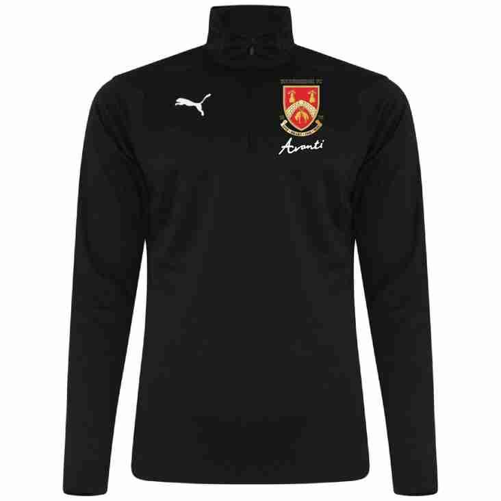 SFC Junior Section training & teamwear now on sale!