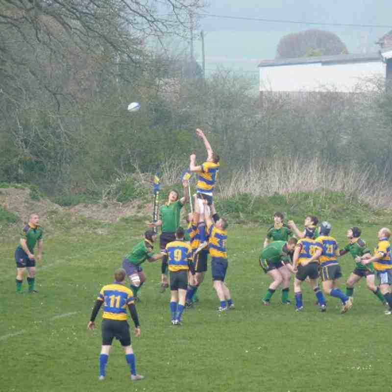1st XV v N Dorset Mar 11