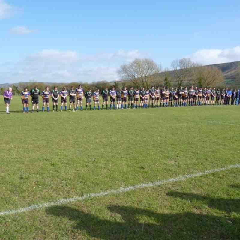 Westbury v WRFC 1st XV
