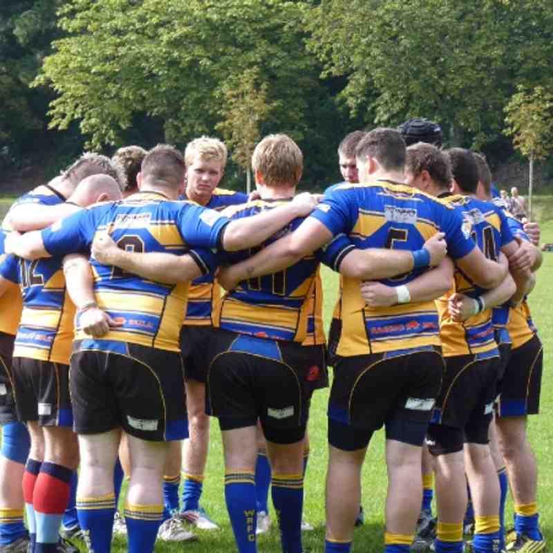 Oakmedians v WRFC 1st XV Sept 12