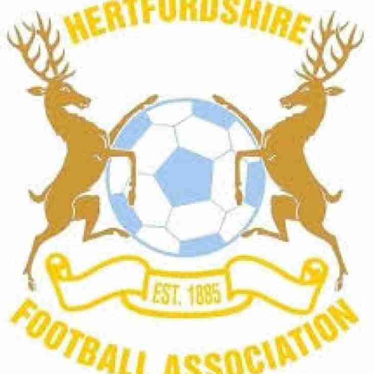 CANARIES NEXT IN COUNTY CUP