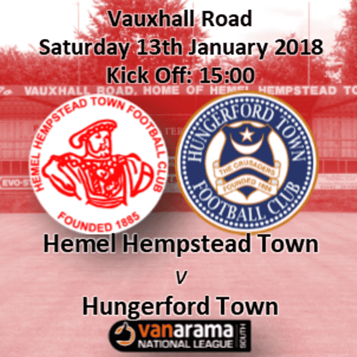 HEMEL V HUNGERFORD PREVIEW
