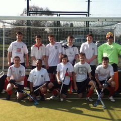 Cheshunt Mens 3's