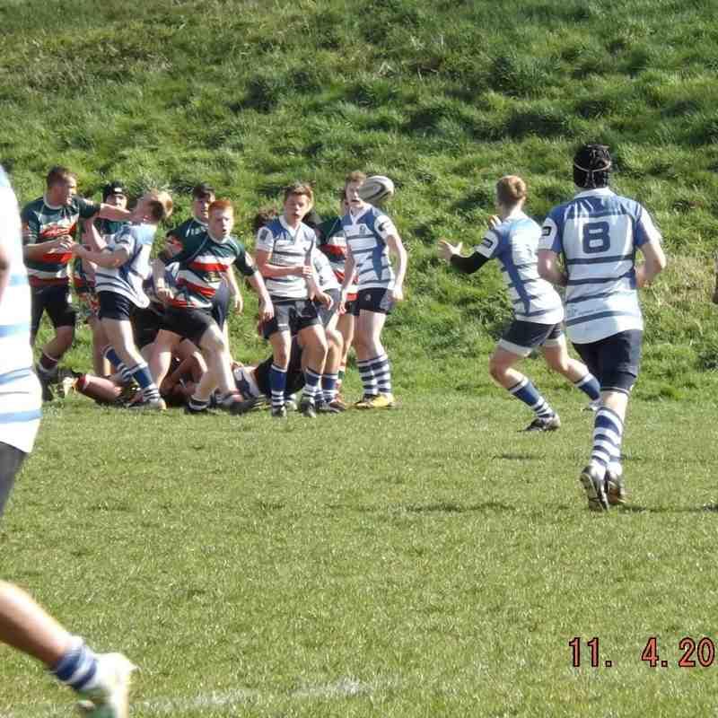 Colts 2014/15 150411 v Lutterworth