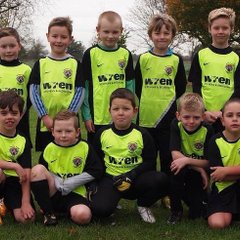 Goole Town Tigers U8 YELLOW