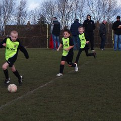 GTT U8 YELLOWS V SNAITH HAWKS 21.02.2015