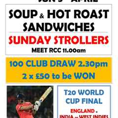 CRICKET FORCE, SOUPER SUNDAY and T20 WORLD CUP FINAL