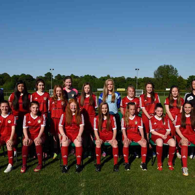 Girls+Ladies Teams