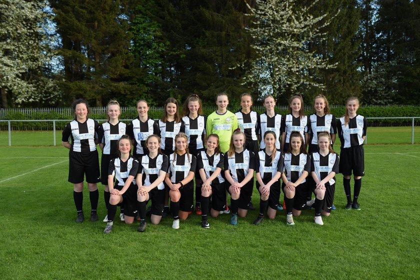 U15 Girls lose to Celtic 7 - 1