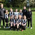 U12 Girls beat St James Girls 13's 0 - 6