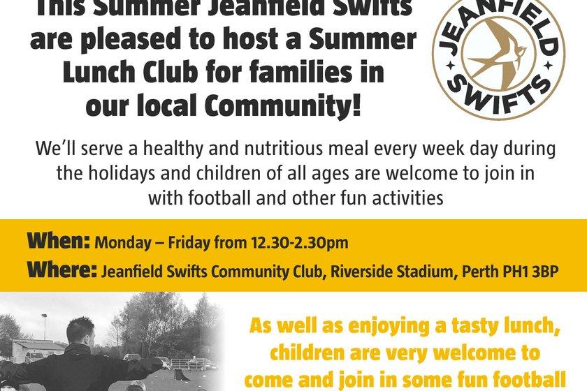 Summer Lunch Club