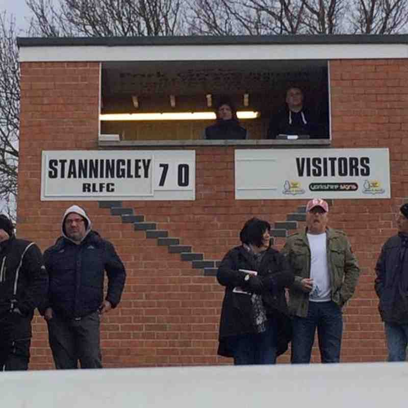 Stanningley Vs Waterhead Warriors 21/03/15